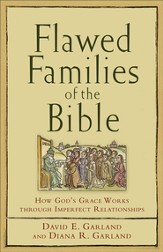 Flawed Families of the Bible: How God's Grace Works through Imperfect Relationships - eBook