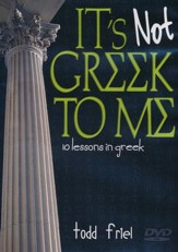 It's Not Greek to Me: 10 Lessons in Greek--DVD