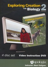 Exploring Creation with Biology 2nd Edition Video Instruction DVD