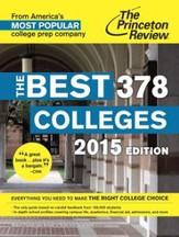 The Best 378 Colleges, 2015 Edition