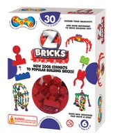 Z Bricks, 30 Piece