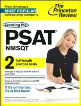Cracking the PSAT/NMSQT with 2 Practice Tests, 2015 Edition