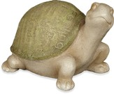 Turtle Garden Figurine, Green