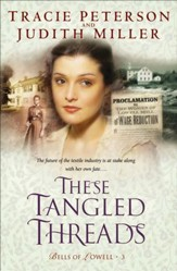 These Tangled Threads - eBook