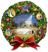 Miracle in a Manger Activity Magnets