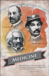 Black History - Medicine (Psalms 103:2-3) Bulletins, 100