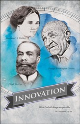 Black History - Innovation (Matthew. 19:26) Bulletins, 100