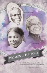Black History - Women in History (Philippians 1:6)
