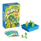 Hoppers Solitaire Board Game