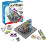 Gravity Maze Logic Game