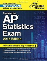 Cracking the AP Statistics Exam, 2015 Edition - Slightly Imperfect