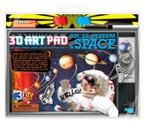 3D Art Pad - Space