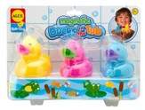 Magnetic Ducks In The Tub