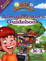 5-G Discovery, Spring: Administrator's Guidebook, Grade K/1