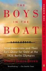 The Boys in the Boat: Nine Americans and Their Epic Quest for Gold at the 1936 Olympics - Slightly Imperfect
