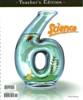 BJU Science Grade 6, Teacher's Edition (Third Edition)