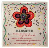 Daughter Ceramic Tile