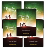 The Family Project Participant's guides bundle of 5
