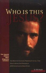 Who Is This Jesus? Mini Magazine pack of 25