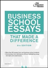 Business School Essays That Made a Difference, 6th Edition