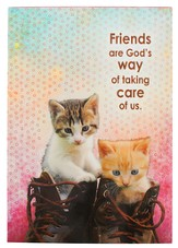 Friends, Kitten Notepad