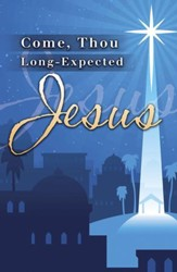 Come Thou Long-expected Jesus, Bulletins, 100