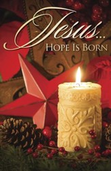 Jesus . . . Hope is Born Bulletins, 100