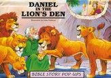 Daniel in the Lions' Den: Bible Story Pop-Ups  - Slightly Imperfect