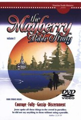 Mayberry Bible Study Vol. 3 DVD Leader Pack