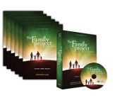The Family Project Kit with 5 Participant's guides