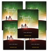 The Family Project Participant guides bundle of 5