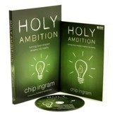 Holy Ambition Personal Study Kit (1 DVD Set & 1 Book)
