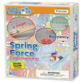 Hands-On Lab: Spring Force Experiment Kit