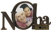 Nana I Love You Photo Frame