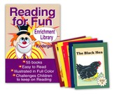The A Beka Reading Program: Reading for Fun Enrichment Library (55 Books)