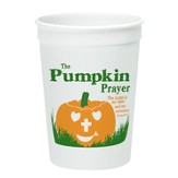 Pumpkin Prayer Party Tumbler