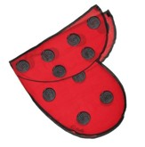 Ladybird Dress Up Wings, Red