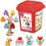 Artec Blocks Freestyle: Bucket of 220 Pieces (Pastel Colors)