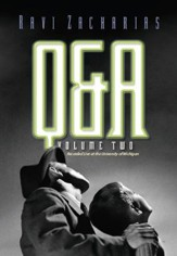 Q&A (Question and Answer) Volume II - University of Michigan, DVD