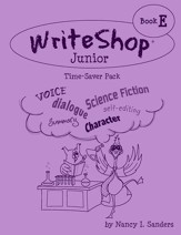 WriteShop Junior Time-Saver Pack E