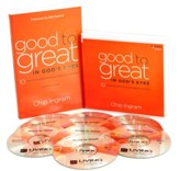 Good to Great in God's Eyes Individual Study Pack (1 CD  Series & 1 Book)