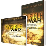 The Invisible War Individual Study Kit (CD Series & 1 Book)