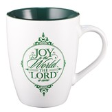 Joy to the World Mug, Green