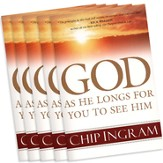 God As He Longs For You To See Him Book 5 Pack