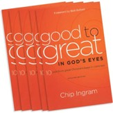 Good to Great in God's Eyes Book 5-Pack