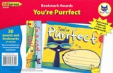 You're Purrfect Bookmark Awards Package of 30 (featuring Pete the Cat)