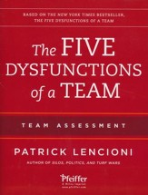 The Five Dysfunctions of a Team: Team Assessment - Slightly Imperfect
