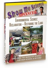 Environmental Science: Reclamation - Restoring the Land DVD