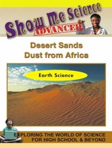 Earth Science Desert Sands: Dust from Africa DVD