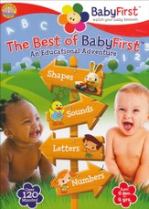 Best of Baby First: An Educational Adventure, DVD